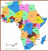 NEWS HABOUR: Checkout The Alphabetical List Of All African ...