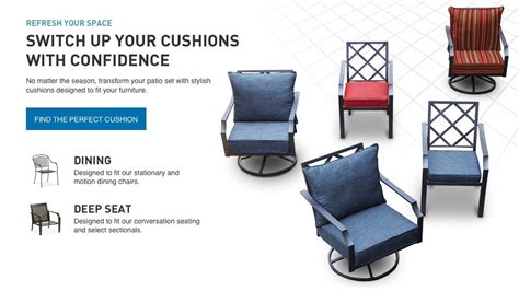 shop the yorkford patio collection on lowes