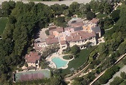 Weird Google Earth | Eddie Murphy's House
