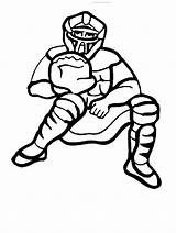 Catcher Baseball Coloring Pages Printable Drawing Sheets Activity Motivation Clip Getdrawings Getcolorings Colornimbus sketch template
