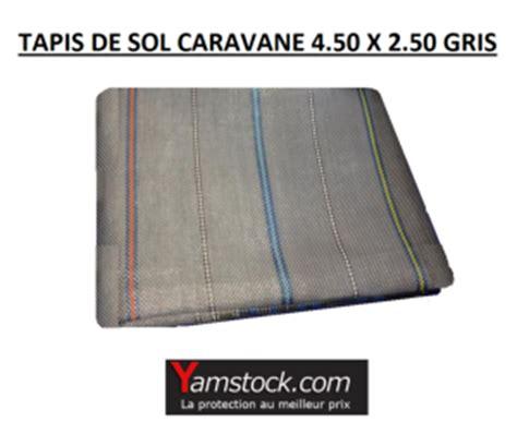 tapis de sol pour auvents de caravane pas cher chez yamstock