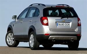 Chevrolet Captiva Lt  Le Suv 7 Places D U0026 39 Occasion Bon March U00e9