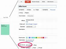 How to customize YouCanBookme to replace Google Calendar