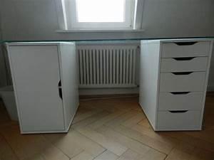 Ikea Schreibtisch Glas : ikea love glasplatten schreibtisch wohnen ~ Watch28wear.com Haus und Dekorationen