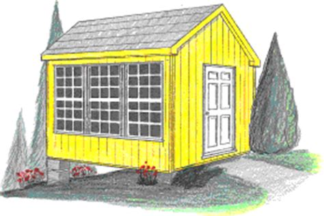 16x12 Shed Plans Free by Kelana 8 By 12 Garden Shed Plans