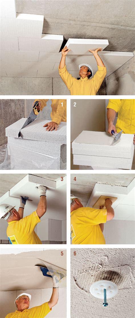 Come Isolare Il Soffitto by Come Isolare Il Soffitto Garage