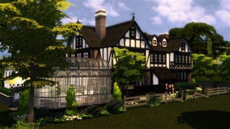 tudor mansion  dw sims  updates