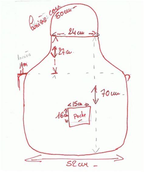 tutoriel couture tablier