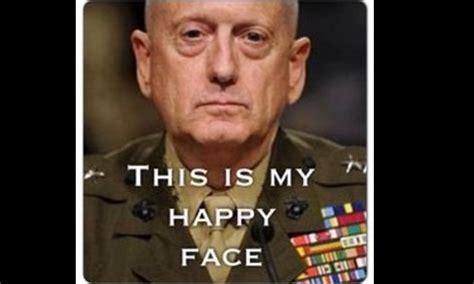 General Mattis Memes - james mad dog mattis see hilarious memes of our new secretary of defense gossip online magazine
