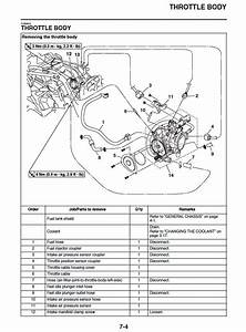 Kawasaki Bayou 300 Service Manual Repair 1986