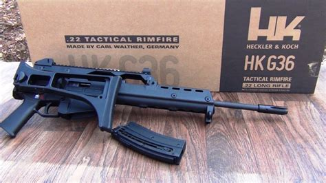 walther hk  tactical rimfire lr  review youtube