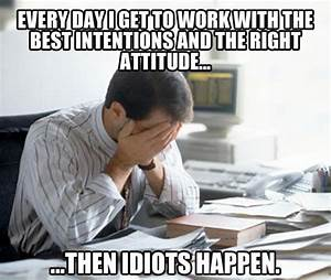 Every day at work... - The Meta Picture