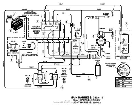 Mtd 10 Hp Wiring Diagram by Won T Crank Replaced Battery And Solenoid 3 Safety