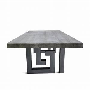 Table Bois Massif Design : table rabattable cuisine paris fabricant de meuble design ~ Teatrodelosmanantiales.com Idées de Décoration
