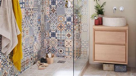 sol et mur salle de bain quoi choisir c 244 t 233 maison