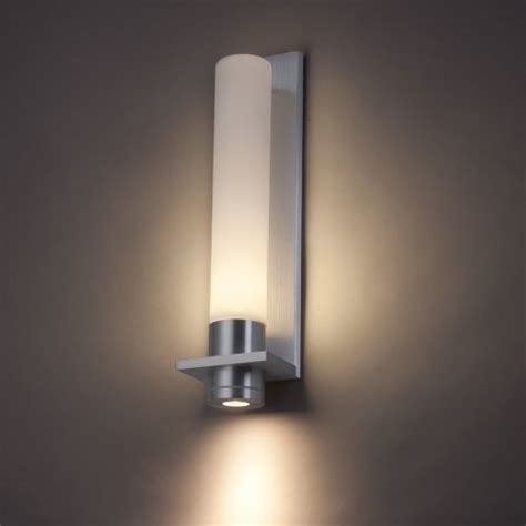jedi indooroutdoor led wall sconce  modern forms