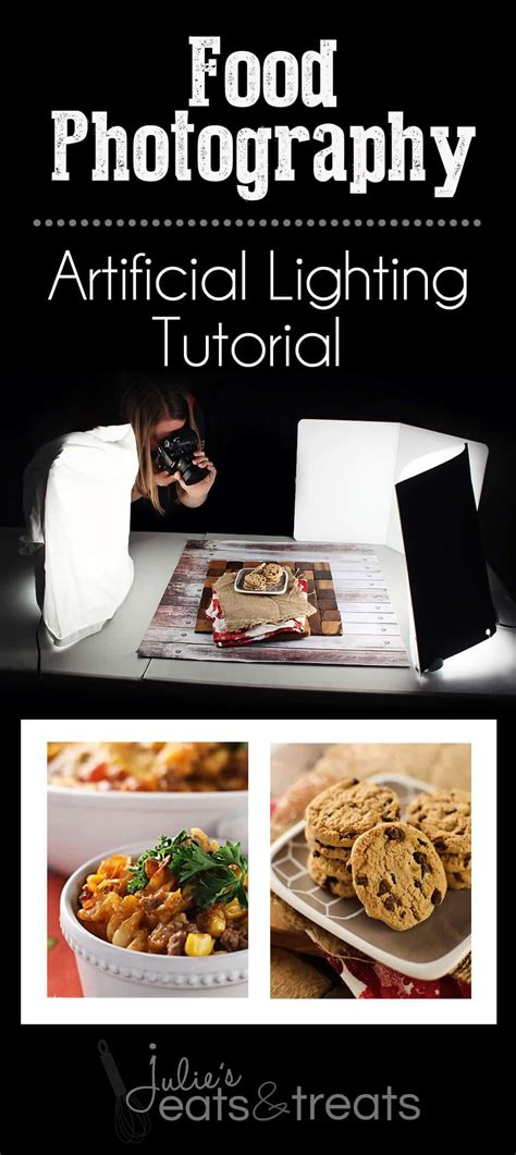 food photography lighting  ego artificial lights