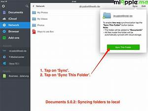 documents 5 syncing 01 miappleme With documents 5 apple