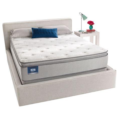 size of a mattress simmons beautysleep titus pillow top size mattress