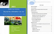 Patient Protection and Affordable Care Act, PPACA (H. R ...