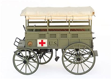 Guns Of History Civil War Rucker Ambulance MS4017 1:16