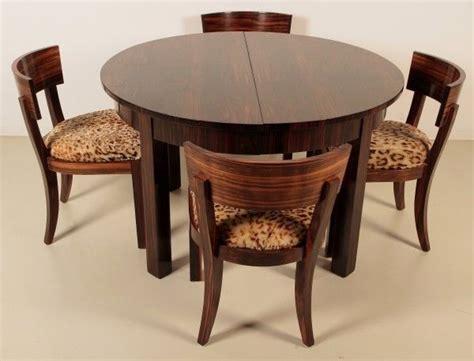 deco tisch fantastischer deco tisch aus makassarholz zum ausziehen antik kolosseum nr 272889687703