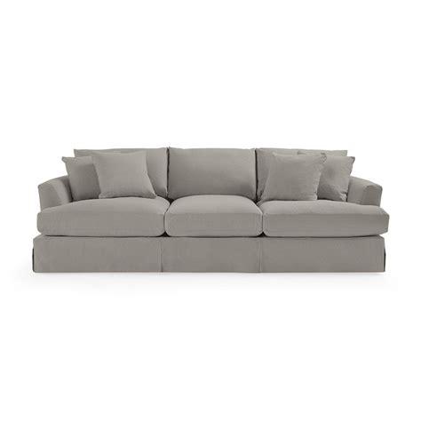 White Slipcover Sofa For Sale Best Sofas Decoration