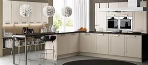 Modeles Cuisine Ikea : modele cuisine amenagee ikea id e de mod le de cuisine ~ Dallasstarsshop.com Idées de Décoration