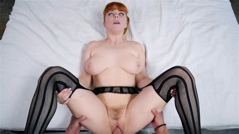 Busty Redhead Mom Pussy Fucked In Excellent POV XBabe Video
