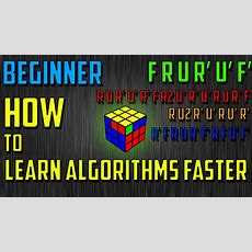 [beginner] How To Learn Algorithms Faster Youtube