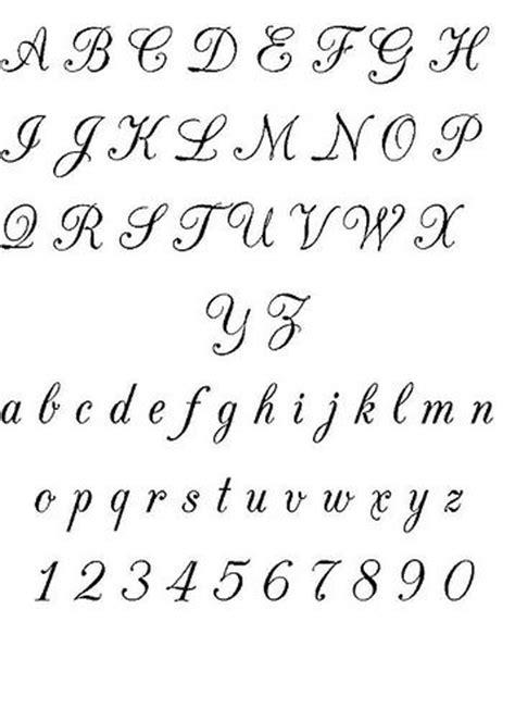 corsivo inglese cerca con lettering 17 migliori idee su lettere in corsivo su 72719