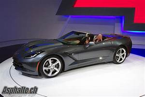 Corvette C7 Cabriolet : geneva 2013 corvette c7 stingray cabriolet auto news ~ Medecine-chirurgie-esthetiques.com Avis de Voitures