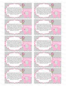 bring a book insert card baby shower bring a book by