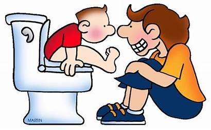 Toilet Training Pppst Teachers Powerpoint Illustration Facs
