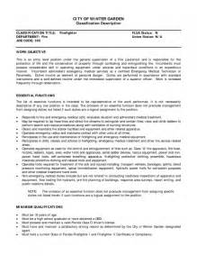 Fire Marshal Objective For Resume Resume Template Example