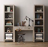 Bookcase Tower Set by Weller Study Wall Set Bookcase Towers