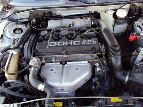 1998 Mitsubishi Eclipse Parts by 1998 Mitsubishi Eclipse Gs Model Coupe 2 0l Dohc Mt Fwd
