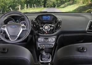 Foto Ford B-Max interni