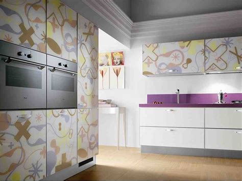 Can You Wallpaper Kitchen Cabinets   Free HD Wallpapers