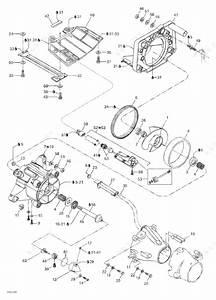 Sea Doo 2003 Gti - Gti Le  Propulsion System