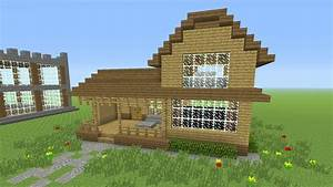 Cool, And, Easy, Minecraft, Houses, To, Build