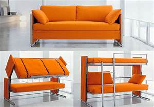 dadka modern home decor and space saving furniture for With sofa bunk bed space saving furniture