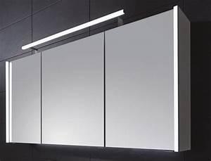 Bad Spiegelschrank 80 Cm Breit : puris line led aufbauleuchte 50 cm badm bel arcom center ~ Bigdaddyawards.com Haus und Dekorationen