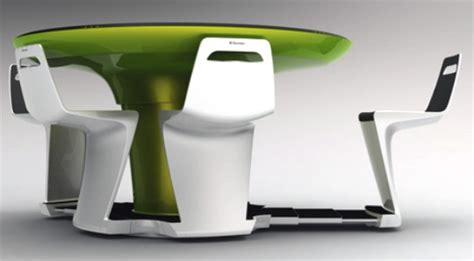 futuristic compact kitchen  petr kubik