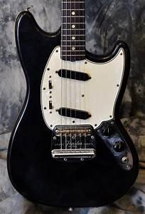 Fender Mustang 1967