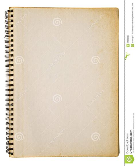 opened  notebook stock photo image  business copy