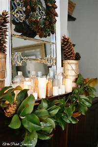 5 Below Lights 20 Magnolia Christmas Decor Ideas To Try Feed Inspiration