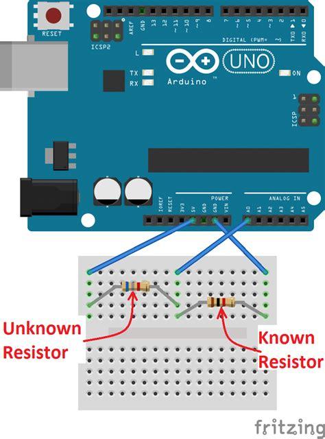 How Make Arduino Ohm Meter