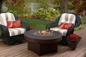 modern propane pit table pit design ideas