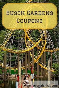 Busch gardens discount tickets 2 park fun card free 2 park for Busch gardens promo